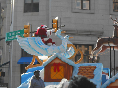 2012 thanksgiving parade