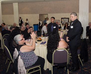 Jason Rivera, All Hallows and Jason Raymond Gerard, St. Agnes, PMAAA Scholars