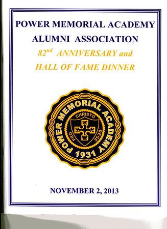 PMAAA 2013 Hall of Fame Dinner