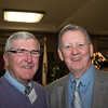Rich Deneen and Jim Collins, PMA Class of 1961