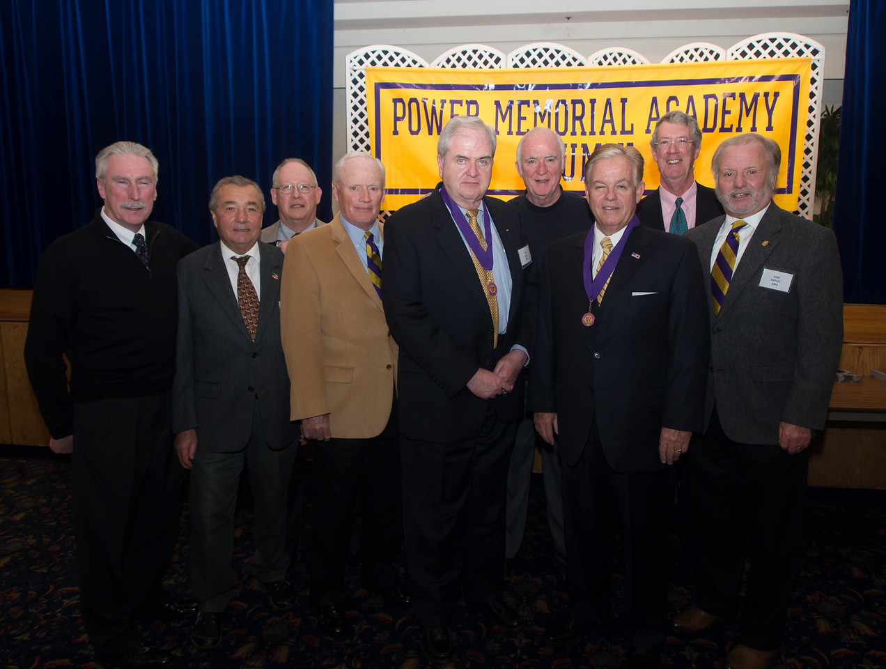 Members of the PMA Class of 1964