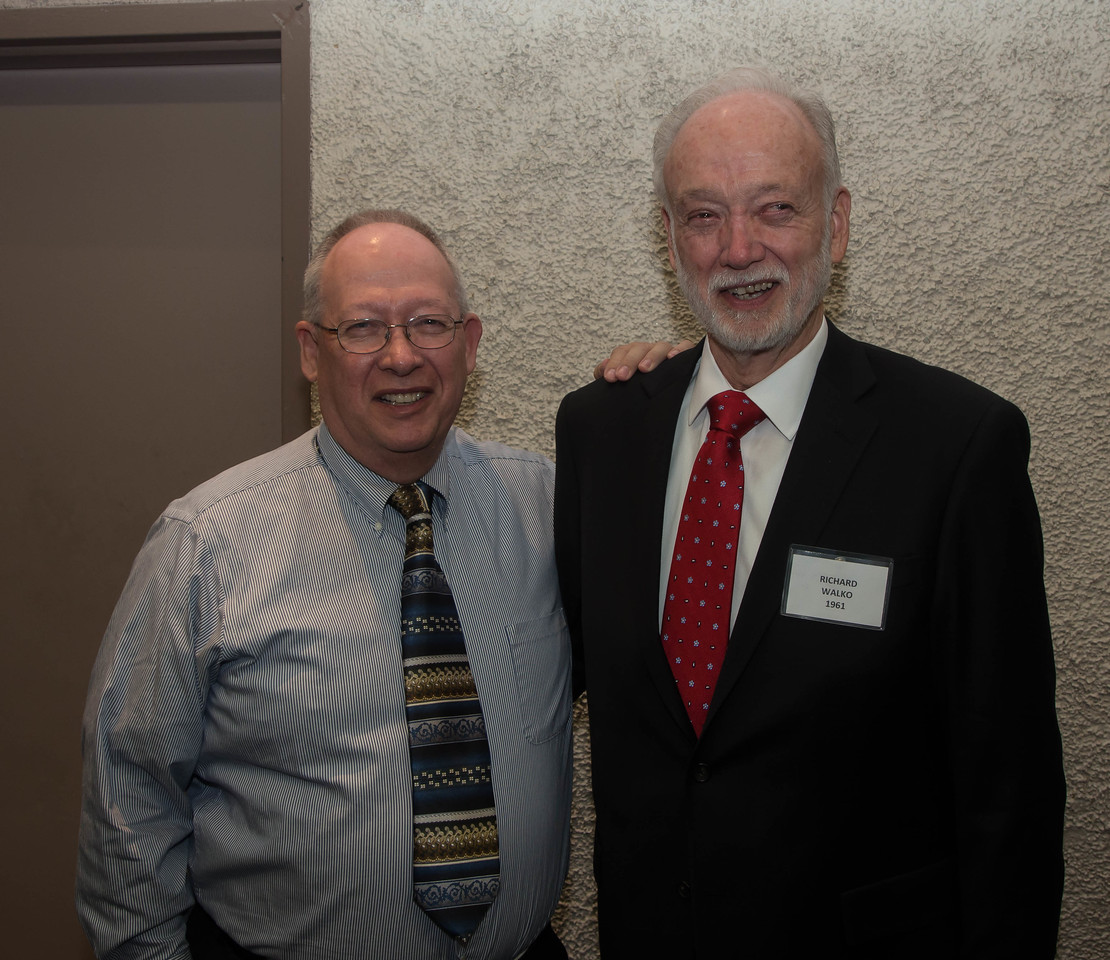 The Walko Brothers, George '64 and Richard '61