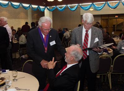 Ed Duchini, Richard Walko and Michael Walsh