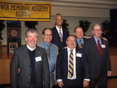Class of 1970, Ed DeFazio, John Torres, Len Elmore, Chick Pisani, Michael Simons, John Fogarty