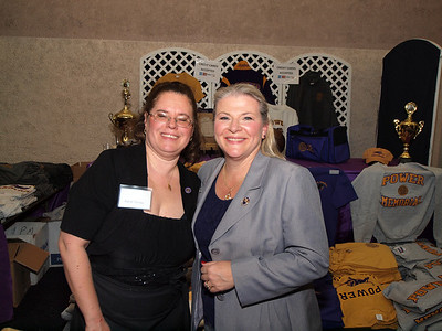 Randi Torres and Connie De Fazio, PMAAA Auxiliary Extraordinaire!