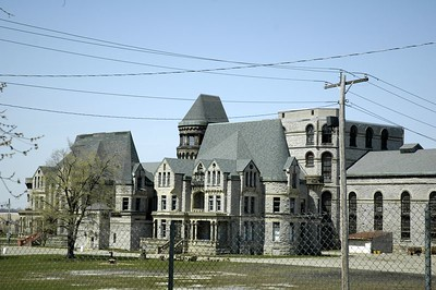 "Ohio State Reformatory   This prison was the setting for the movie ""The Shawshank Redemption"""
