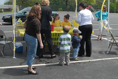 Alex's Lemonade Stand - Maddie's 7th birthday