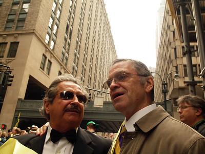 Bob Dikk and John Early, '61