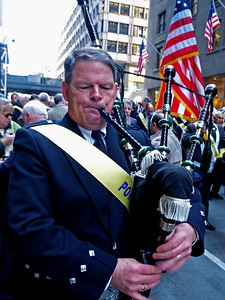 Jeff Barry '69, our piper