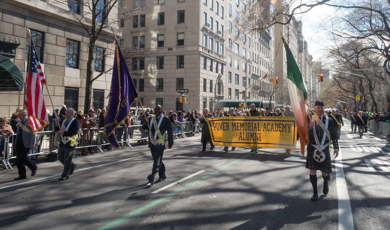 2016 St Patrick's Day Parade