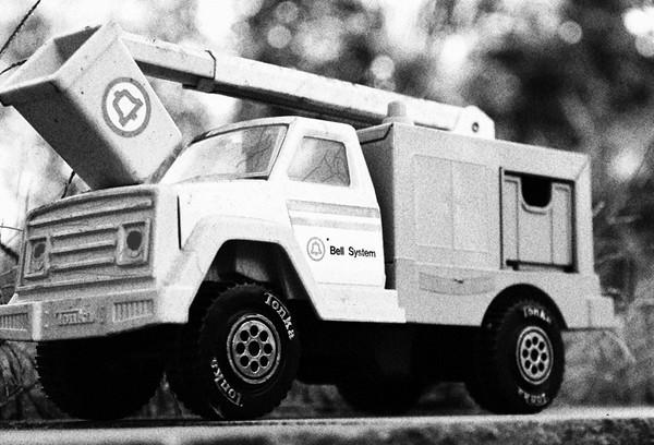 Bell System Tonka Truck!