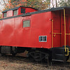 A Little Red Caboose!!!