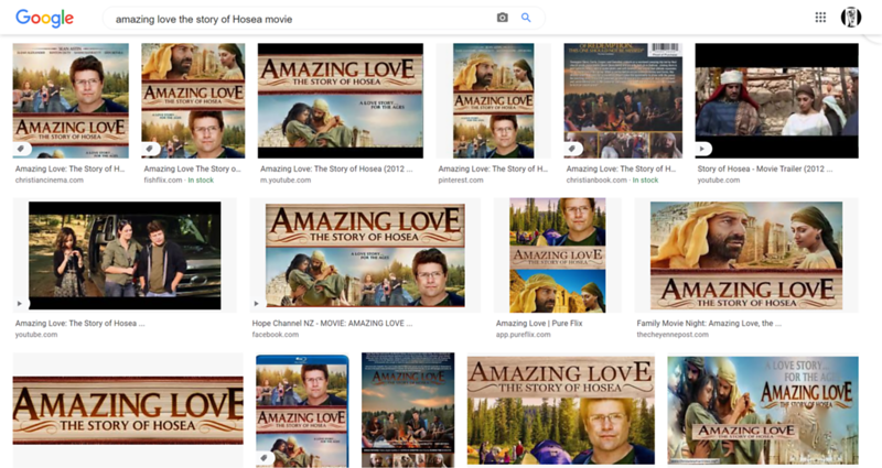 """Amazing Love: The Story of Hosea - Movie Trailer (2012)<br /> <a href=""""https://youtu.be/YI3cjMQ-AVQ"""">https://youtu.be/YI3cjMQ-AVQ</a><br /> <br /> Amazing Love: The Story of Hosea (2012) 