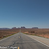 Just north of Monument Valley, UT