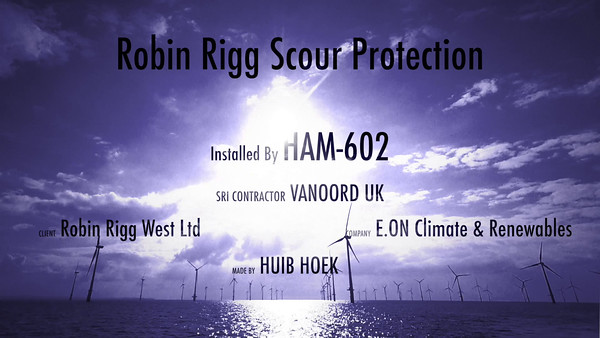 Robin Rigg Scour Protection