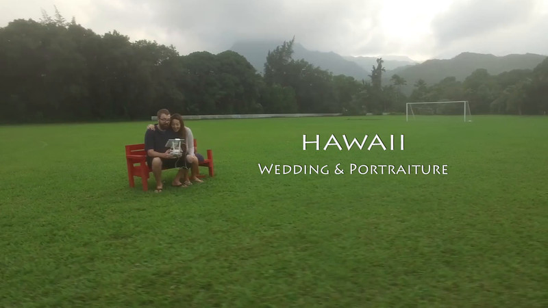 Hawaii Wedding & Portraiture by Hyunah Jang & Aaron Knudsen