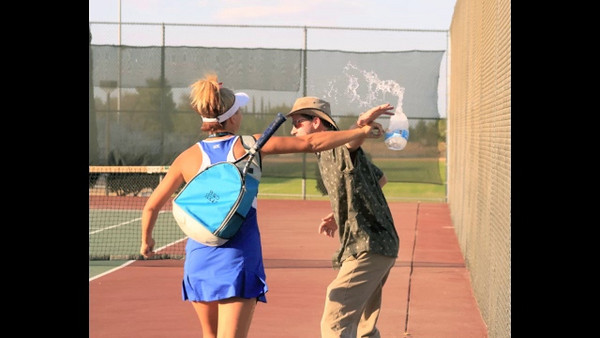 2010 Serrano G Tennis VIDEO  Trailor
