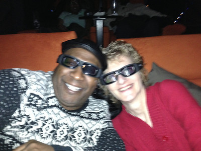 iPic Theaters at South Barrington to see JACK THE GIANT SLAYER 3D.