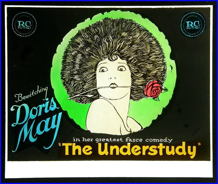 """The Understudy (1922) <br /> <br /> Synopsis: """"Tom Manning's father ( see note, below ) objects to the intense involvement of his son with Grace Lorimer, an actress. He sends Tom out west and notifies Grace that he is willing to pay any sum if she will give up claim to his heir. Unable to appear in person to claim the check, Grace persuades Mary Neil, a stagestruck girl, to impersonate her and to visit the elder Manning. Tom's father discovers through a photograph that she is not Grace, but he invites her to remain temporarily with the family. Tom is struck by Mary's beauty, and the family soon becomes attached to her. Before Grace can arrive to create a disturbance, Tom, with the consent of his father, marries Mary."""" <a href=""""http://www.tcm.com/tcmdb/title/504027/The-Understudy/"""">http://www.tcm.com/tcmdb/title/504027/The-Understudy/</a>"""