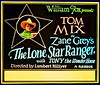 "The Lone Star Ranger (1923) <br /> <br /> Synopsis: ""An outlaw named Duane, captured by the Texas Rangers, is promised a pardon if he rounds up a gang of cattle thieves. The man he suspects as the leader is revealed to be the father of Duane's sweetheart, Helen. Duane captures the gang, gets a pardon for Helen's father, and marries Helen."" - <a href=""http://www.tcm.com/tcmdb/title.jsp?stid=496113"">http://www.tcm.com/tcmdb/title.jsp?stid=496113</a>"