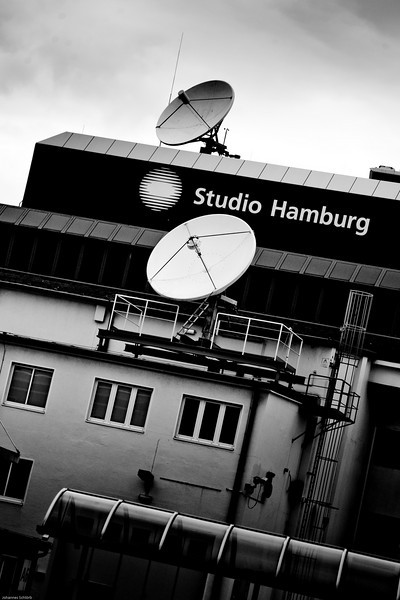Dreharbeiten Krombacher TVC