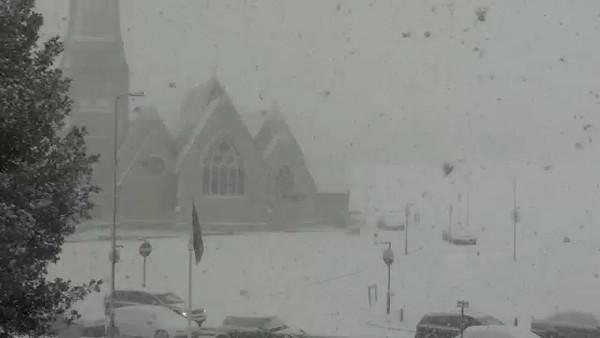 Blackheath Snow