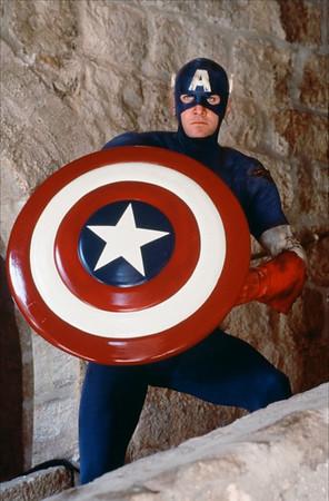 Captain America 90s