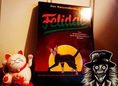 Felidae - Der Katzenthriller 🐱
