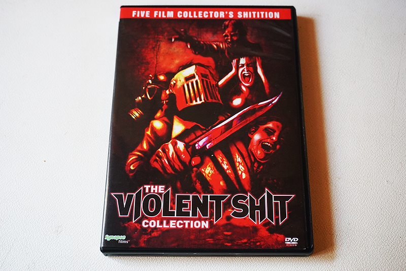 Time to watch some VIOLENT SHIT!