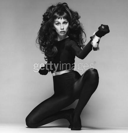 Daredevil and Black Widow 1970s Movie Angela Bowie