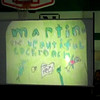 April 19, 2013<br /> Eli's 4th grade shadow puppet play<br /> The scene featuring Eli's lizard shadow puppet begins at 11:48.