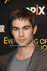 Chace Crawford<br /> Everything or Nothing:The Untold Story of 007 held at the Muesum of Modern Art<br /> Arrivals<br /> New York City, USA- 10-03-12