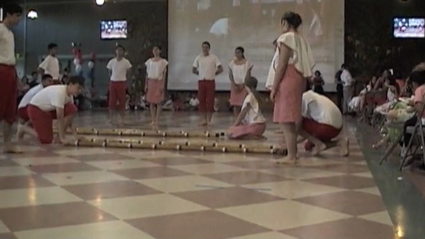 Fil-Am 2012 Tinikling