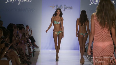 Mercedes Benz Fashion Week Swim 2015 : Luli Fama