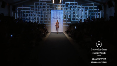 Mercedes Benz Fashion Week Swim 2014 : Luli Fama