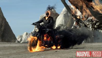 Ghost Rider Spirit of Vengence