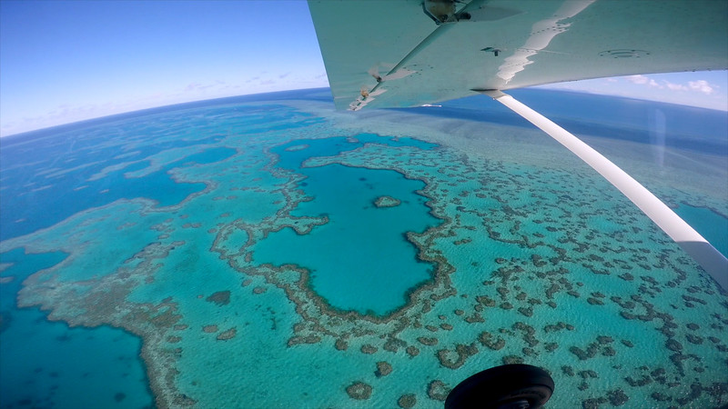 Journey to Heart Reef