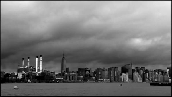 New York City skyline timelapse by Tao Ruspoli, 2006