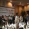 Kukkiwon Special Testing - 7 Dan Testing - Feb. 2009<br /> Poomsae<br /> Master Fuad Atoun # 719<br /> Master Ezzedeen Alsharif # 718