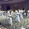 Kukkiown Poomsae Seminar- Vegas 2009<br /> Master Fuad Atoun is standing in the front line on the right (the closest to the Camera)<br /> Master Ezzedeen Alsharif is standing next to Atoun