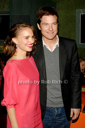 Natalie Portman and Jason Bateman