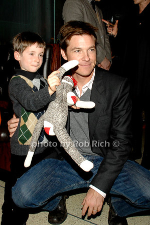 Lucas Gelford and Jason Bateman