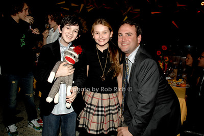 Zach Mills, Abigail Breslin and Mylan Stepanovich