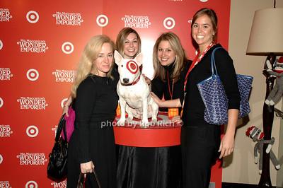 Merlyn Cooper, Katie Stephens, Christine Kawlis and Carran Auwerter