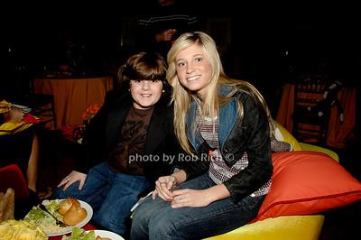 Josh Flitter and Alexa Chambers