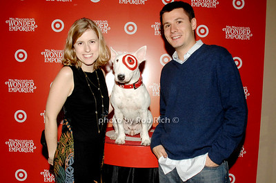 Lindsay Powers, Bullseye and Brad Powers