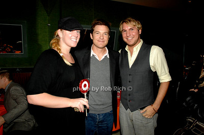 Kelly Mills, Jason Bateman and Gregory Littley