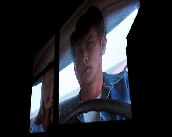 "A clip of the movie, ""Badlands,"" shows Martin Sheen and Sissy Spacek. The movie was filmed in southeastern Colorado.<br /> Distinguished actor, Martin Sheen, was the 2012  Boulder International Film Festival winner of the Master of Cinema Award.<br /> For a video and photos of Sheen, go to  <a href=""http://www.dailycamera.com"">http://www.dailycamera.com</a>.<br /> Cliff Grassmick / February 18, 2012"
