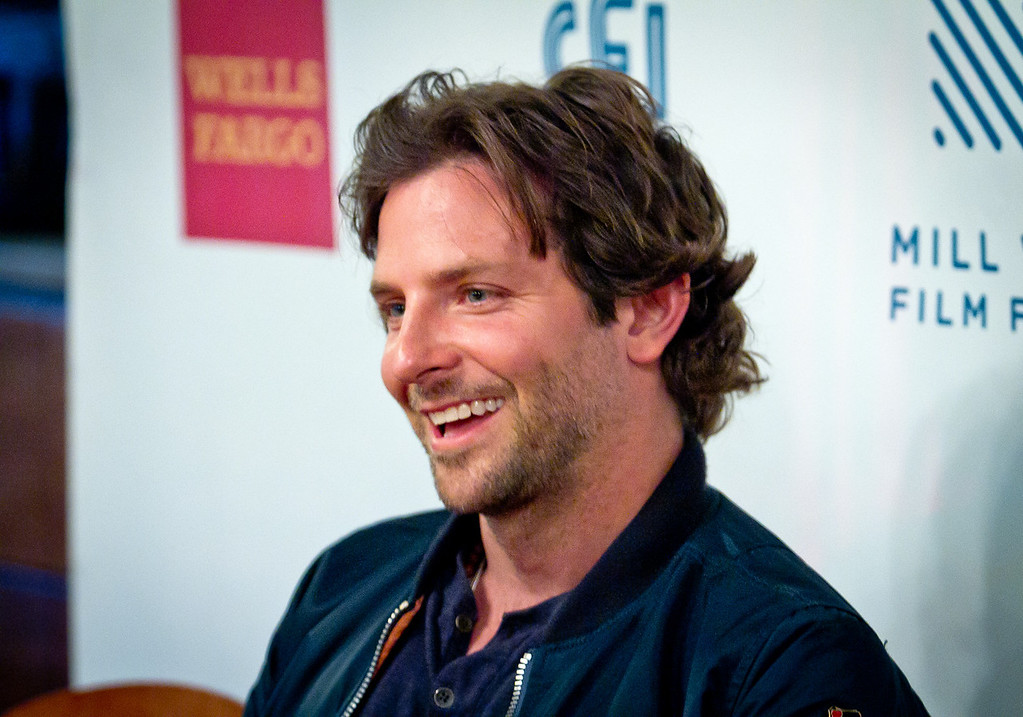 Bradley Cooper at a press conference before the opening of the Mill Valley Film Festival in Mill Valley, Calif., is seen on Thursday, Oct. 4th, 2012.