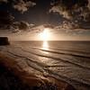 Garie Beach after Sunrise, looking northeast